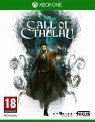 Focus igra Call Of Cthulhu (Xbox One) – datum izida 30.11.2018
