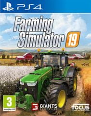 Focus igra Farming Simulator 19 (PS4)