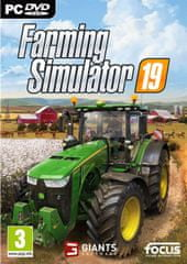 Focus igra Farming Simulator 19 Collectors Edition (PC)