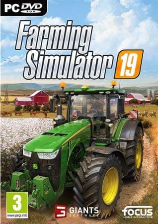 Focus igra Farming Simulator 19 Collectors Edition (PC)