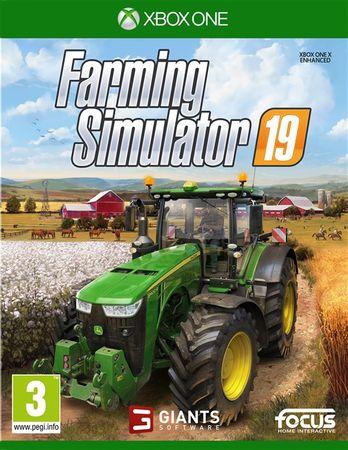 Focus igra Farming Simulator 19 (Xbox One)