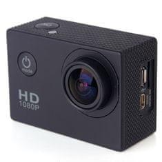 Pama športna vodoodporna kamera Object HD 1080p, črna