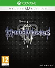 Square Enix igra Kingdom Hearts III Deluxe Edition (Xbox One) – datum izida 29.1.2019