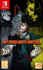 Namco igra My Hero One's Justice (Switch)