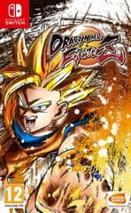 Namco Bandai Games igra Dragon Ball FighterZ (Switch) – datum izida 28.9.2018