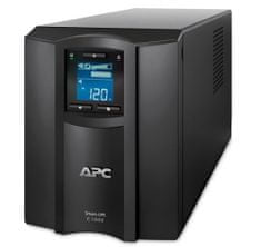 APC brezprekinitveno napajanje Smart-UPS SMC1000IC, 600 W / 1000 VA
