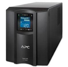 APC brezprekinitveno napajanje Smart-UPS SMC1500IC, 900 W / 1500 VA