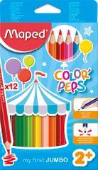 Maped barvice Color'Peps Maxi 3 robne 12/1
