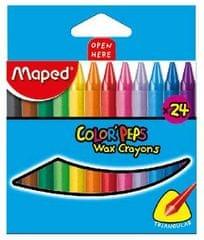 Maped voščene barvice 24/1