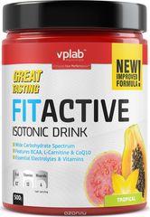 VPLAB izotonični napitek Fit Active, tropsko sadje, 500 g