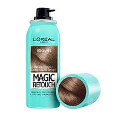 L'Oréal Vlasový korektor šedin a odrostů Magic Retouch (Instant Root Concealer Spray) 75 ml