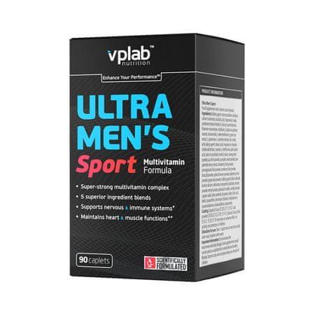 VPLAB multivitamini za moške Ultra Men's Sport