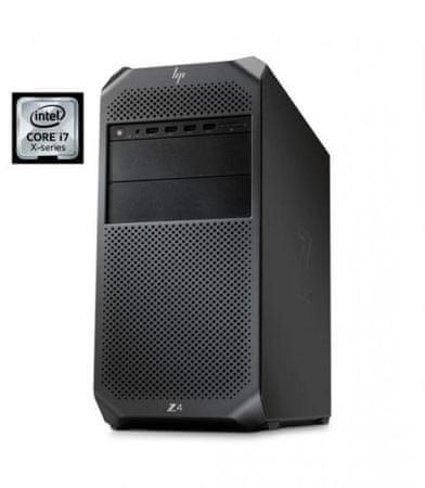 HP namizni računalnik Z4 G4 i7-7800X/16GB/SSD256GB/W10P (3MC08EA#ABB)