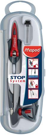 Maped šestilo Stop System, 3 delni