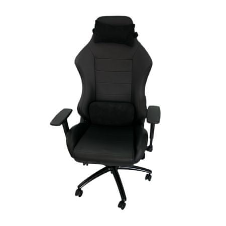 UVI Chair gamerski stol ELEGANT, črn