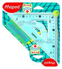 Maped trikotnik Flex 21/24 Blister