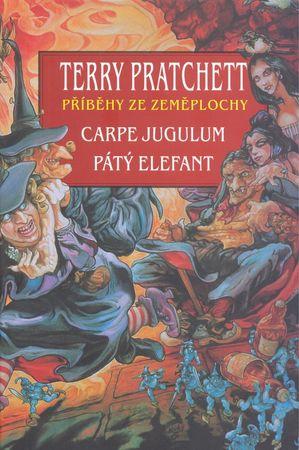 Pratchett Terry: Carpe Jugulum+Pátý elefant