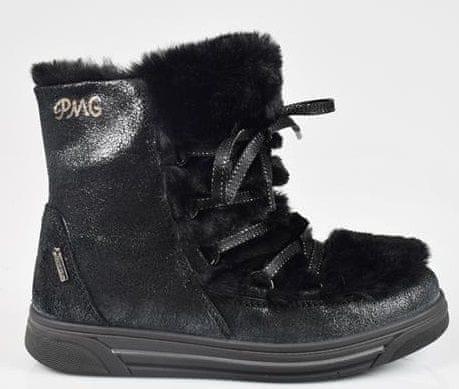 Primigi dívčí zimní obuv 31 černá