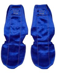 F-CORE Potahy na sedadla CS08 BD, modré