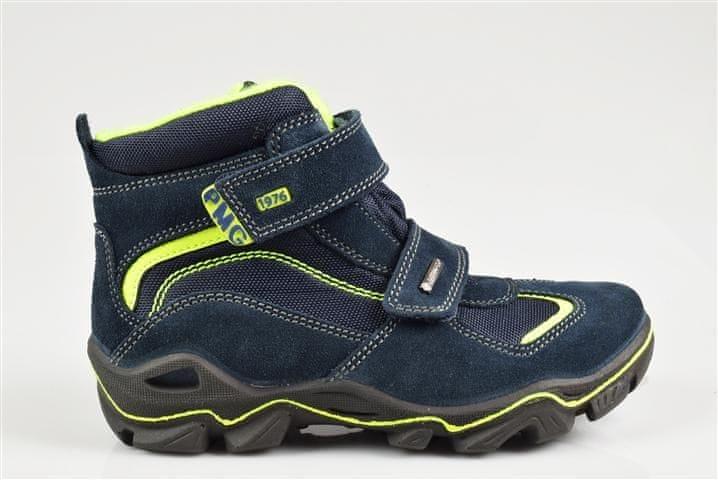f93bcfe69f8 Primigi chlapecká kotníčková obuv 33 modrá