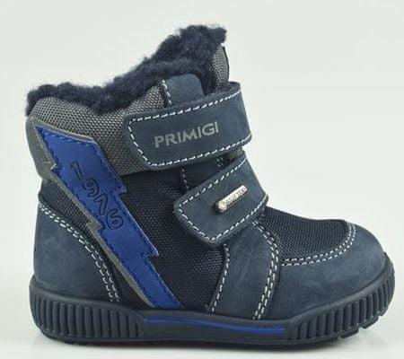 Primigi fiú téli cipő 21 kék