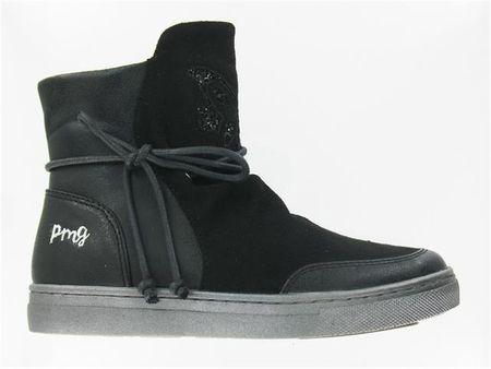 Primigi dievčenská členková obuv 35 čierna