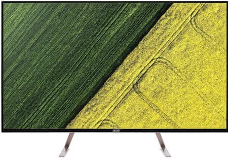 """Acer ET430K 43"""" LED monitor, srebrny (UM.ME0EE.010)"""