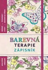 Barevná terapie - Zápisník