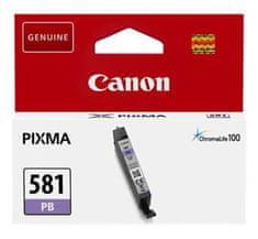 Canon kartuša CLI-581, foto modra