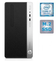 HP namizni računalnik ProDesk 400 G5 MT i7-8700/8GB/SSD256GB/W10P (4CZ33EA#BED)