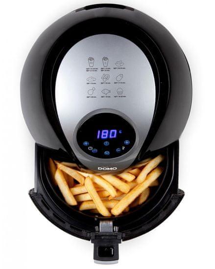Domo DO509FR friteza, 3,5 l