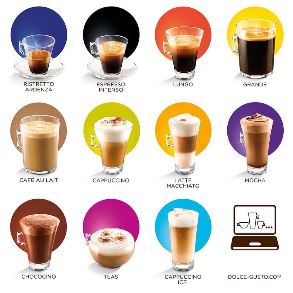 NESCAFÉ Dolce Gusto® kávové kapsle Lungo Intenso 3balení