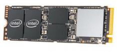 Intel SSD disk 760p Series 256 GB, M.2, PCIe NVMe
