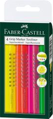 Faber-Castell marker Fluo Grip 4/1