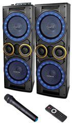 Manta Bluetooth audio sistem Karaoke SPK95008 SERAPHIN