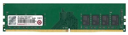 Transcend pomnilnik DDR4 8 GB, U-DIMM, PC2400, CL17, 1Rx8 (TS1GLH64V4B)