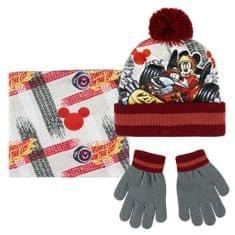 Disney chlapecký zimní set Mickey Mouse - barevný