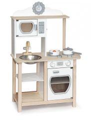 Viga Dřevěná moderní kuchyňka