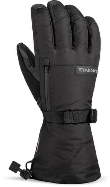 Lyzarske rukavice type black  e5f7bd2c46