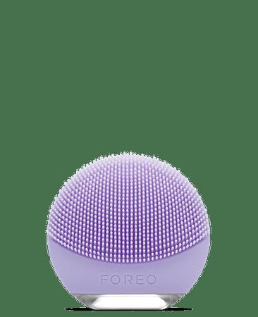 Foreo sonični uređaj za čišćenje lica s tretmanom protiv starenja LUNA Go, za osjetljivu kožu