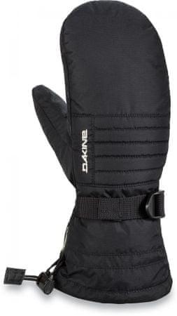 Dakine ženske  smučarske rokavice Omni Mitt Black, L, črne