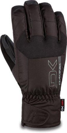 Dakine moške smučarske rokavice Scout Short Glove Black, M, črne