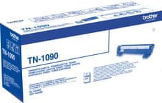 Brother toner TN1090, črn