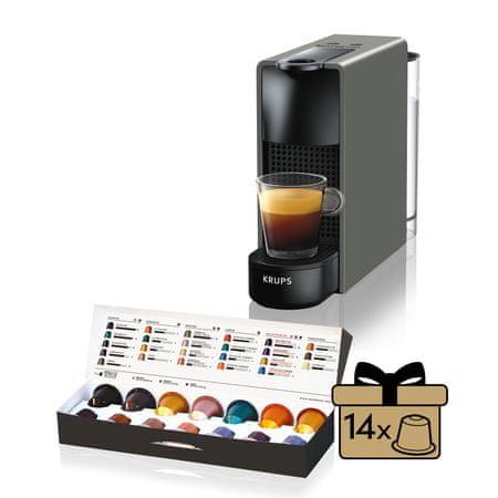 NESPRESSO ekspres kapsułkowy Nespresso Essenza Mini XN110B