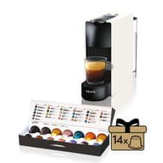 Nespresso kávovar na kapsle Krups Essenza Mini Bílá XN1101