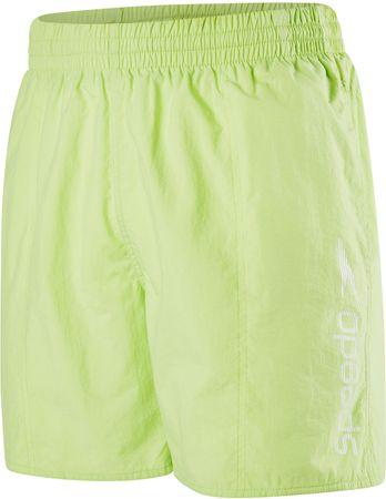Speedo kopalke Scope 16 Watershort Green, zelene, XL