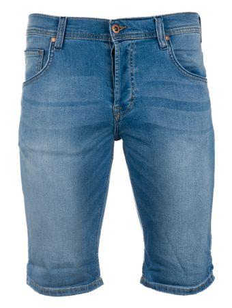 Mustang moške kratke hlače Chicago, 32/30, modre