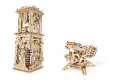 UGEARS Archballista a věž