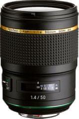Pentax D FA 50 mm F/1,4 SDM AW