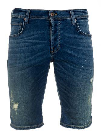Mustang moške kratke hlače Chicago, 35/30, modra
